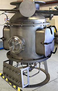 gasifier-combustor