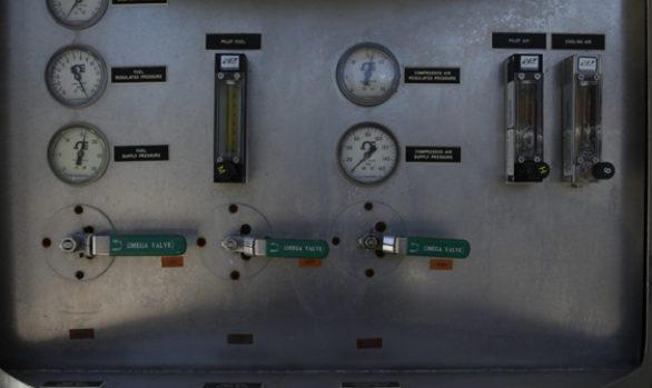 Pilot Dryer Fuel Train