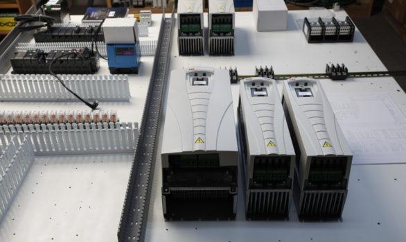 PCS Fabrication - Control Panel